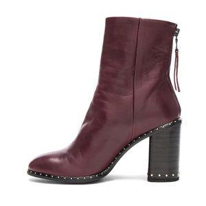 Rag & Bone Women's Blyth Boots Bordeaux NIB $595